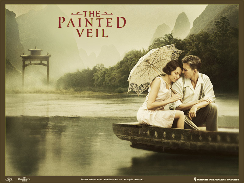 Originele reis inspiratie films: The Painted Veil
