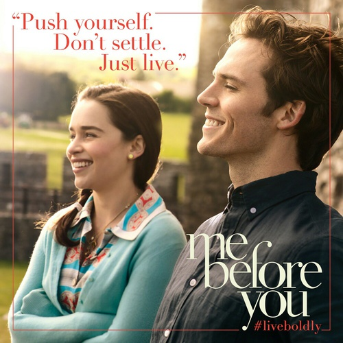 Reis inspiratie film: Me Before You