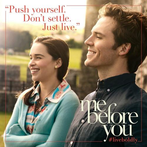 Reis inspiratie film: Me Before You