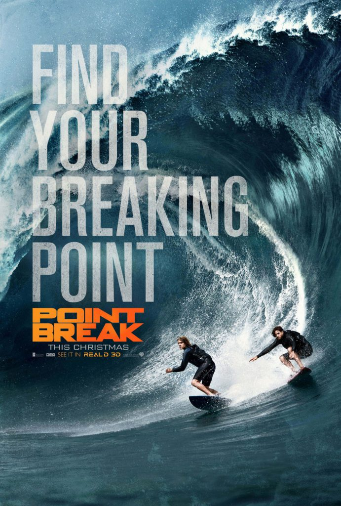 Point break - originele reis films