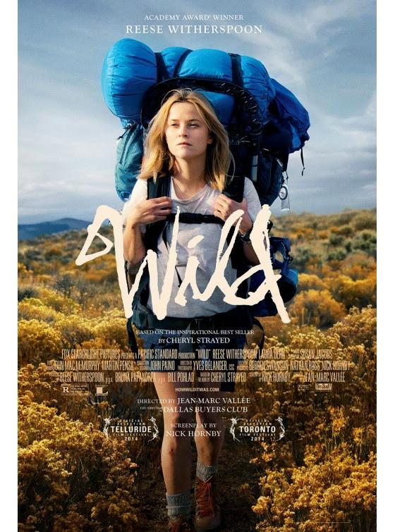 wild-movie- Reis film inspiratie