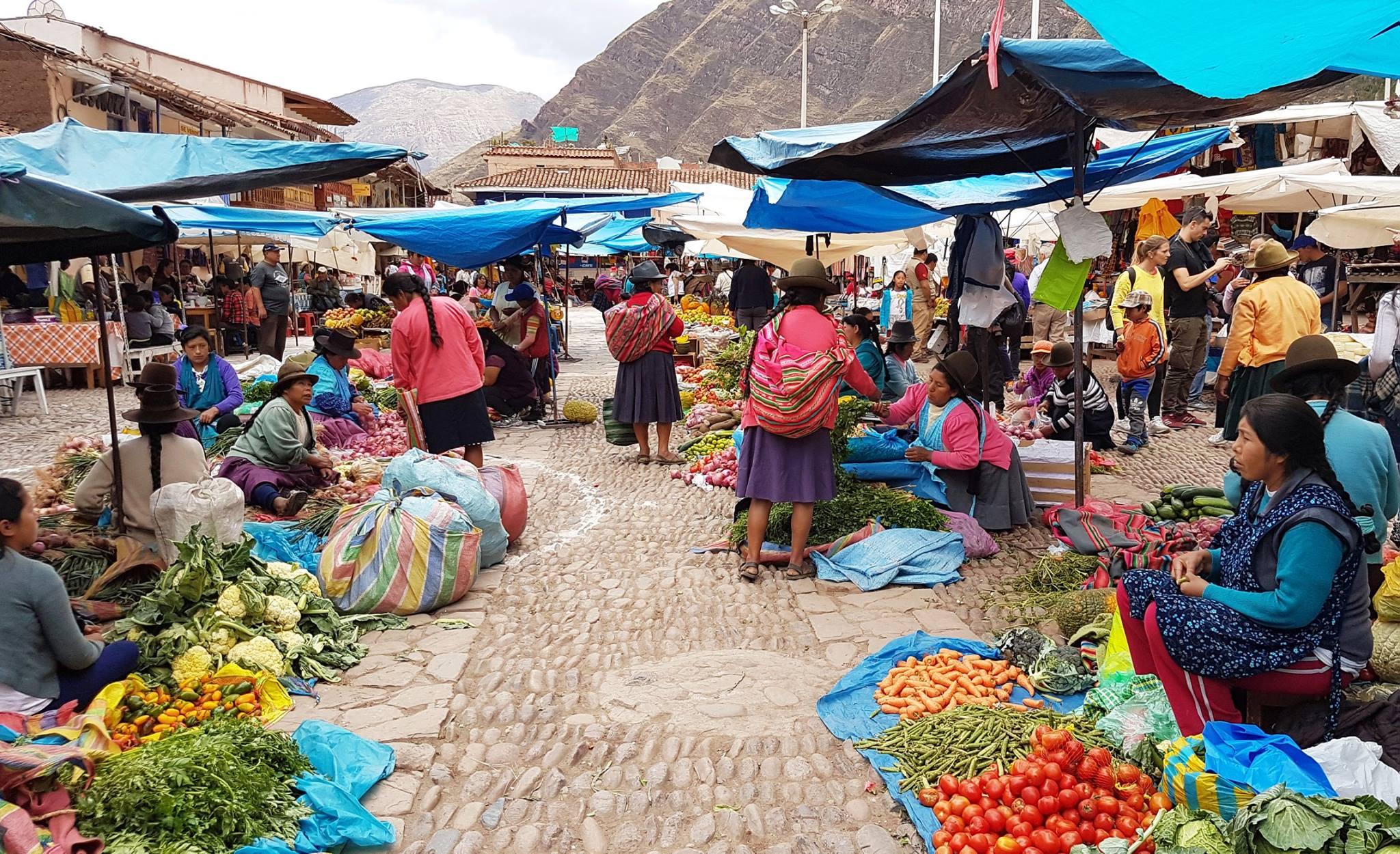 Peru TravelRebel foto door Dries Van Craen