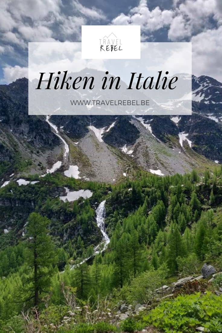 Hiken in Italië - Duurzaam Reizen - Europa - TravelRebel - Reisblog