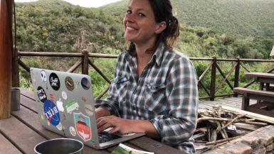 TravelRebel in Zuid Afrika - Digital Nomad