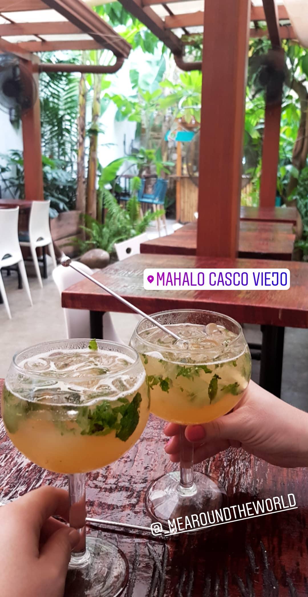 Mahalo Casco Viejo in Panama City Oude Centrum