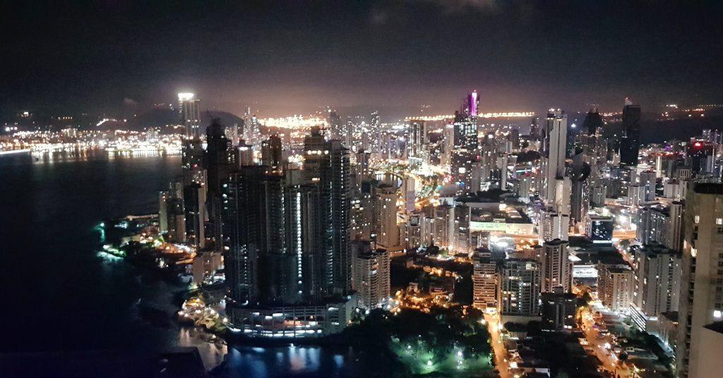Panama City - reizen door Centraal Amerika