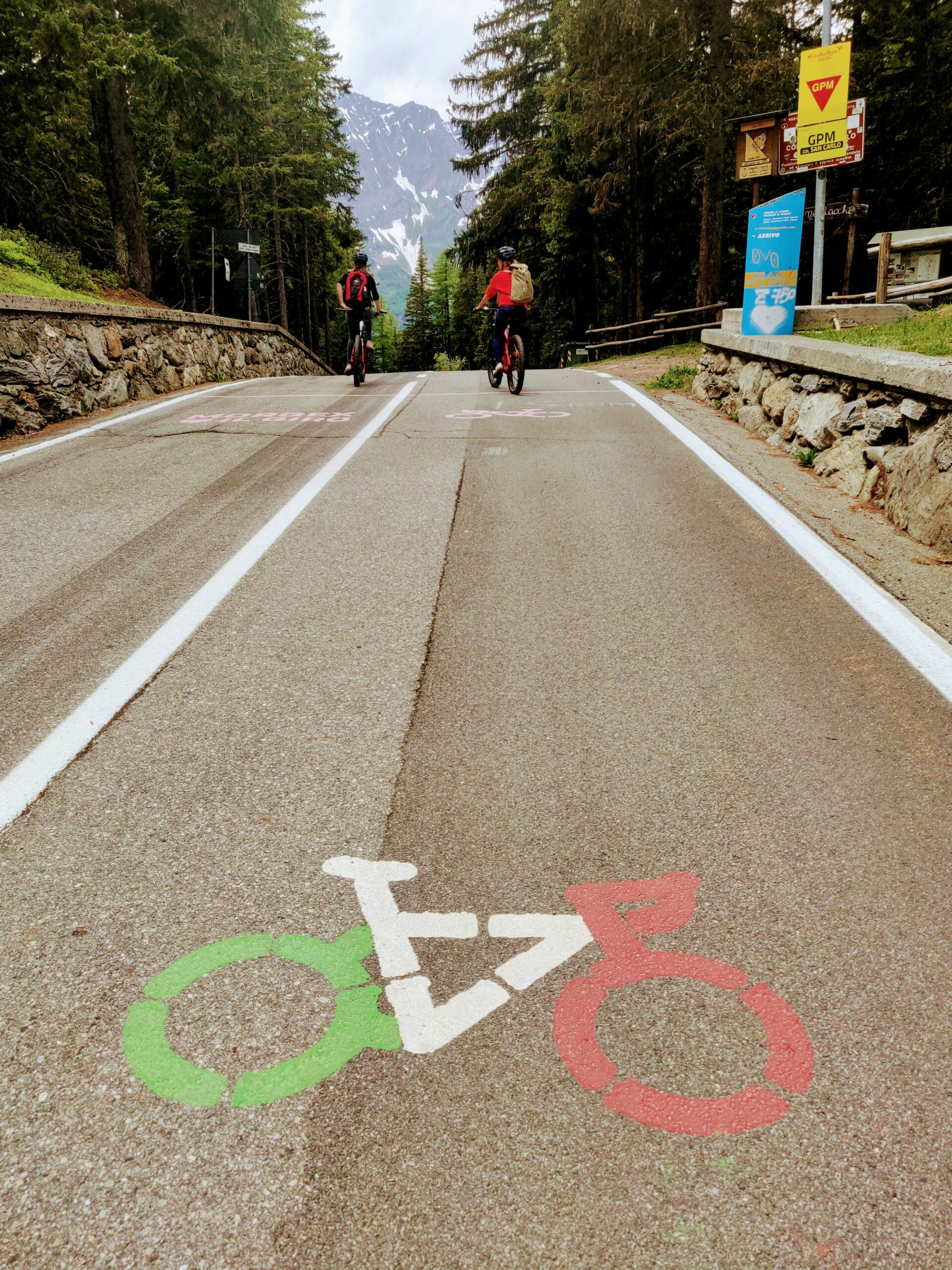 Val D'Aosta - Giro - Fiets bestemming - TravelRebel