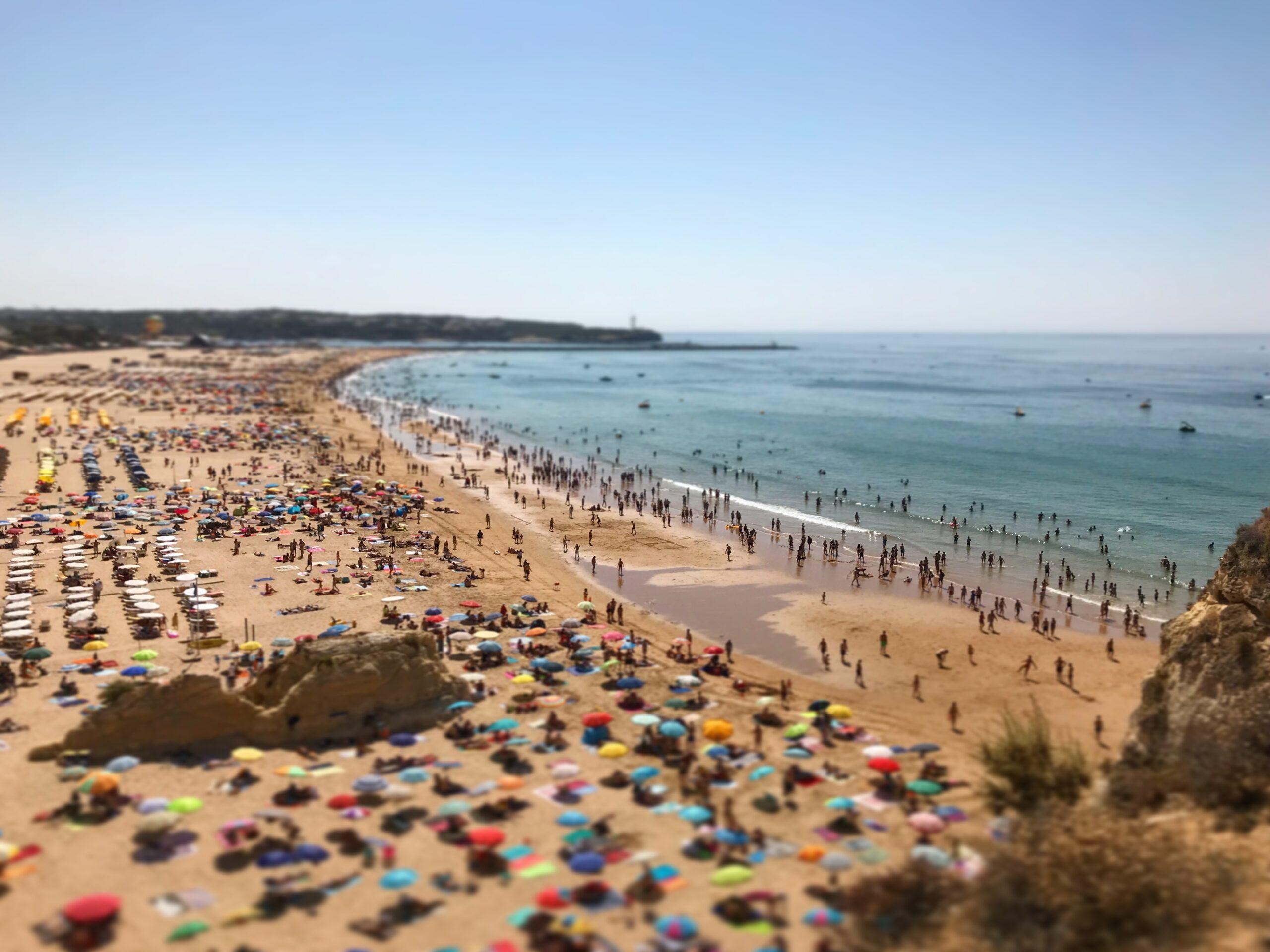 Massatoerisme - rebel against overtourism