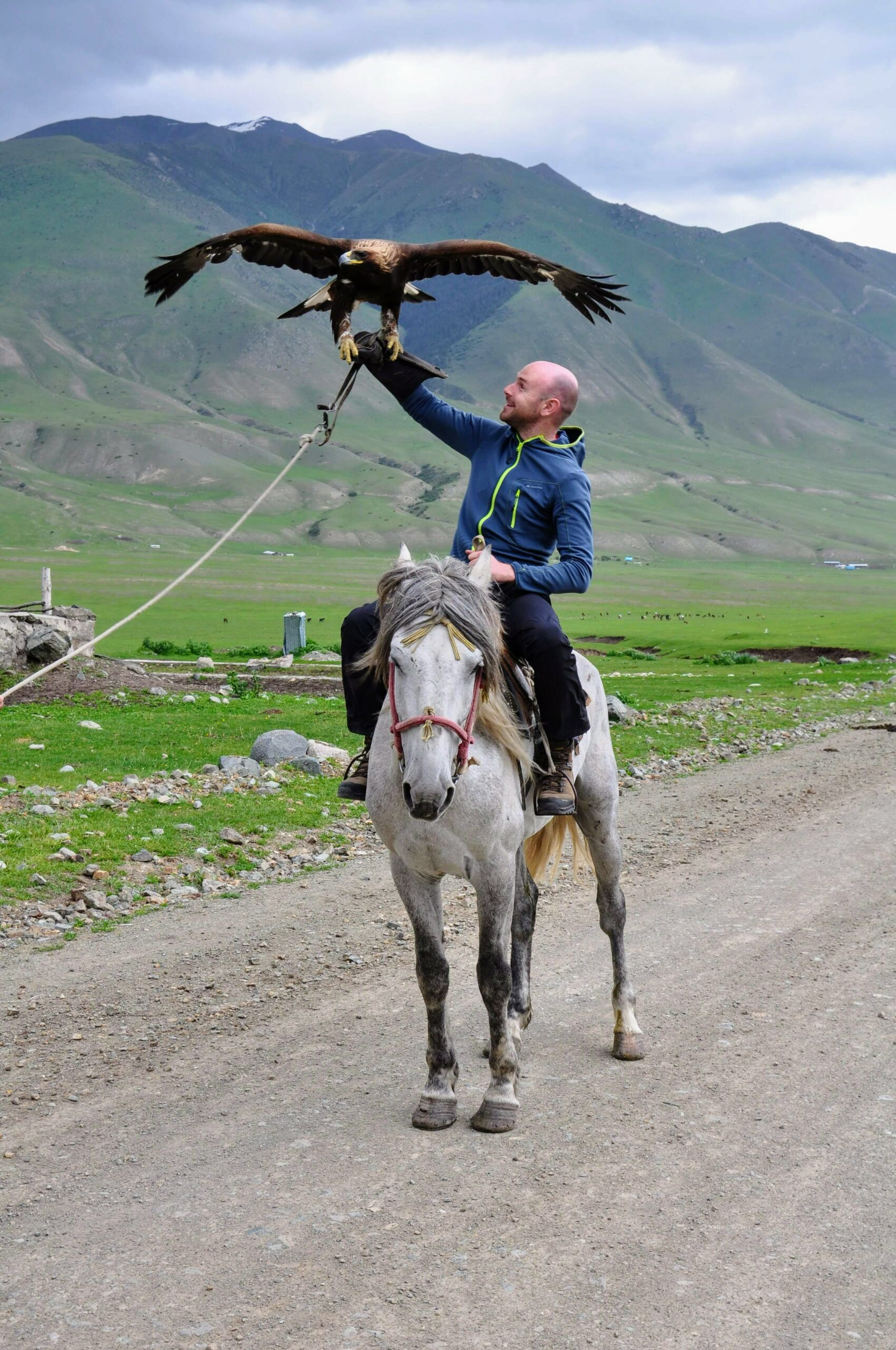 Kirgistan - Rondreis 18 dagen door Kirgizië - Met arend