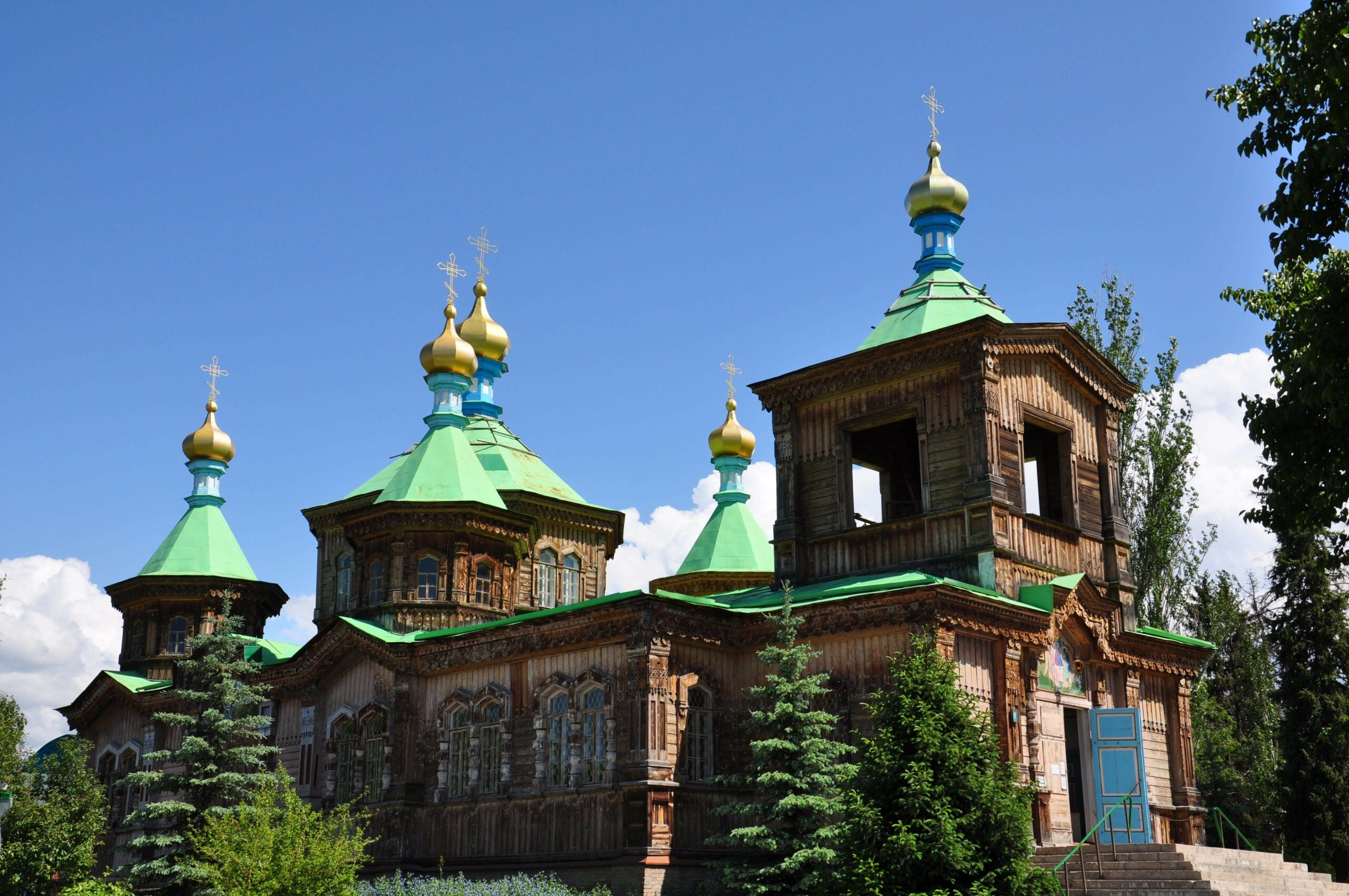 Kirgistan - rondreis Kirgizië in 18 dagen - Karakol