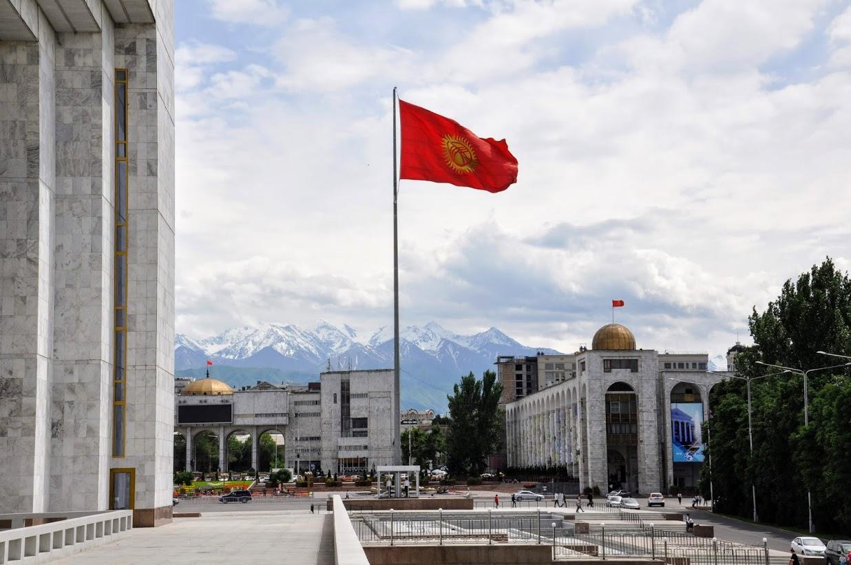 Kirgizië door gastblogger Glenn Victor