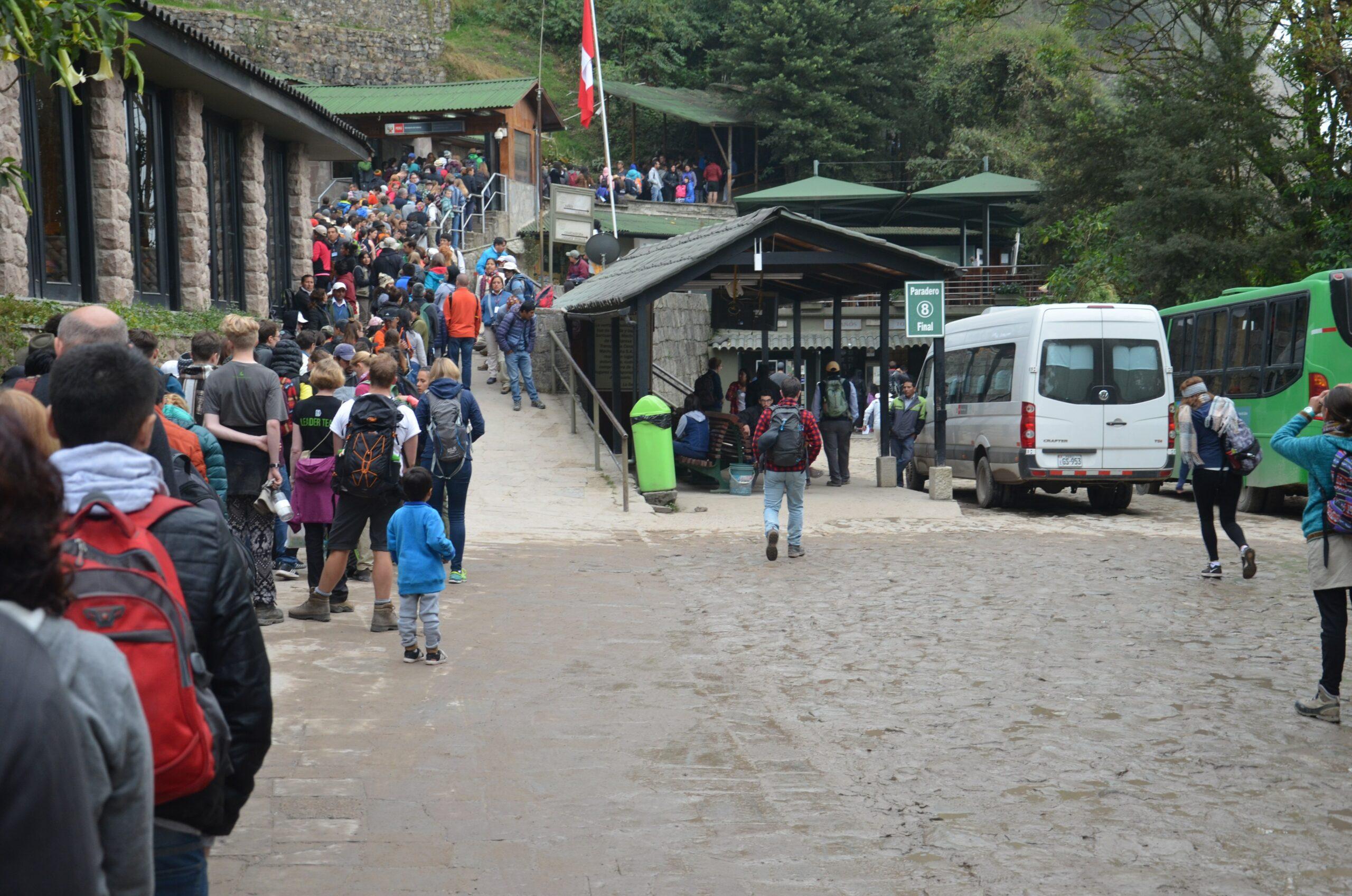Machu_Picchu Peru - massatoerisme TravelRebel