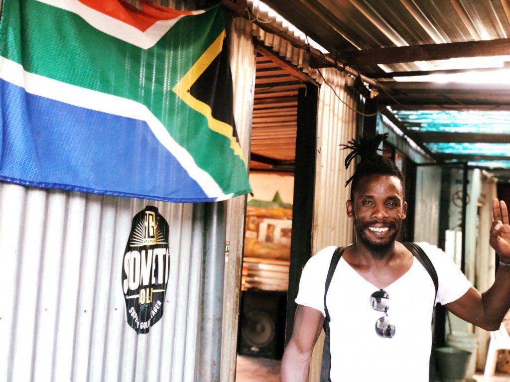 township Zuid-Afrika - Digital Nomad - TravelRebel