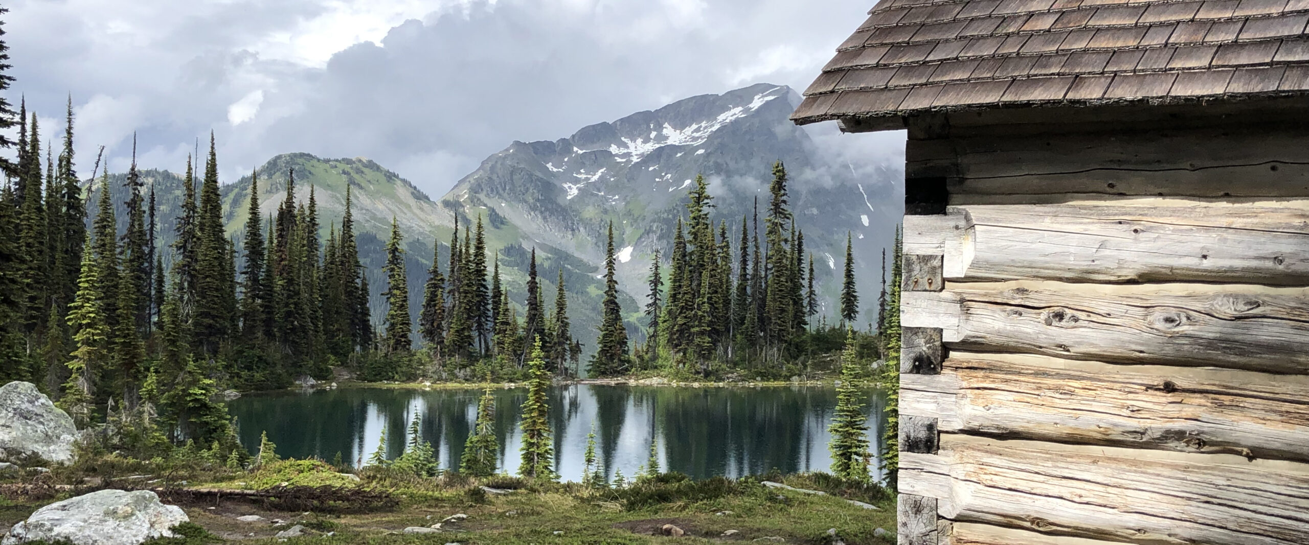 Duurzaam reizen in West-Canada: berghutten in de nationale parken