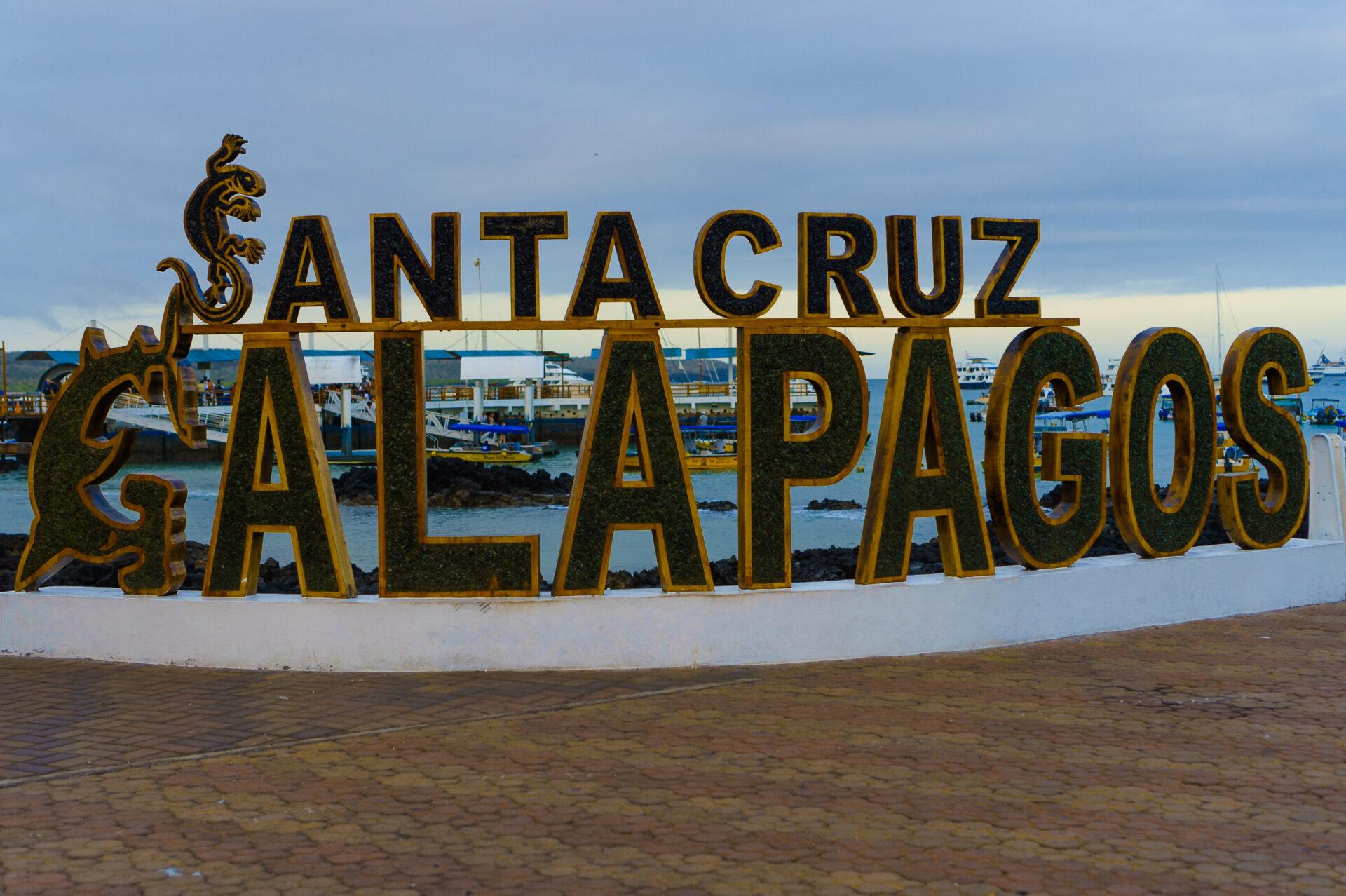 Santa Cruz Galapagos Islands Couchsurfing Sustainable Tourism
