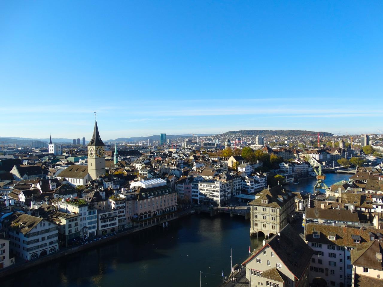 Couchsurfing in Zürich - Switzerland Sustainable Tourism