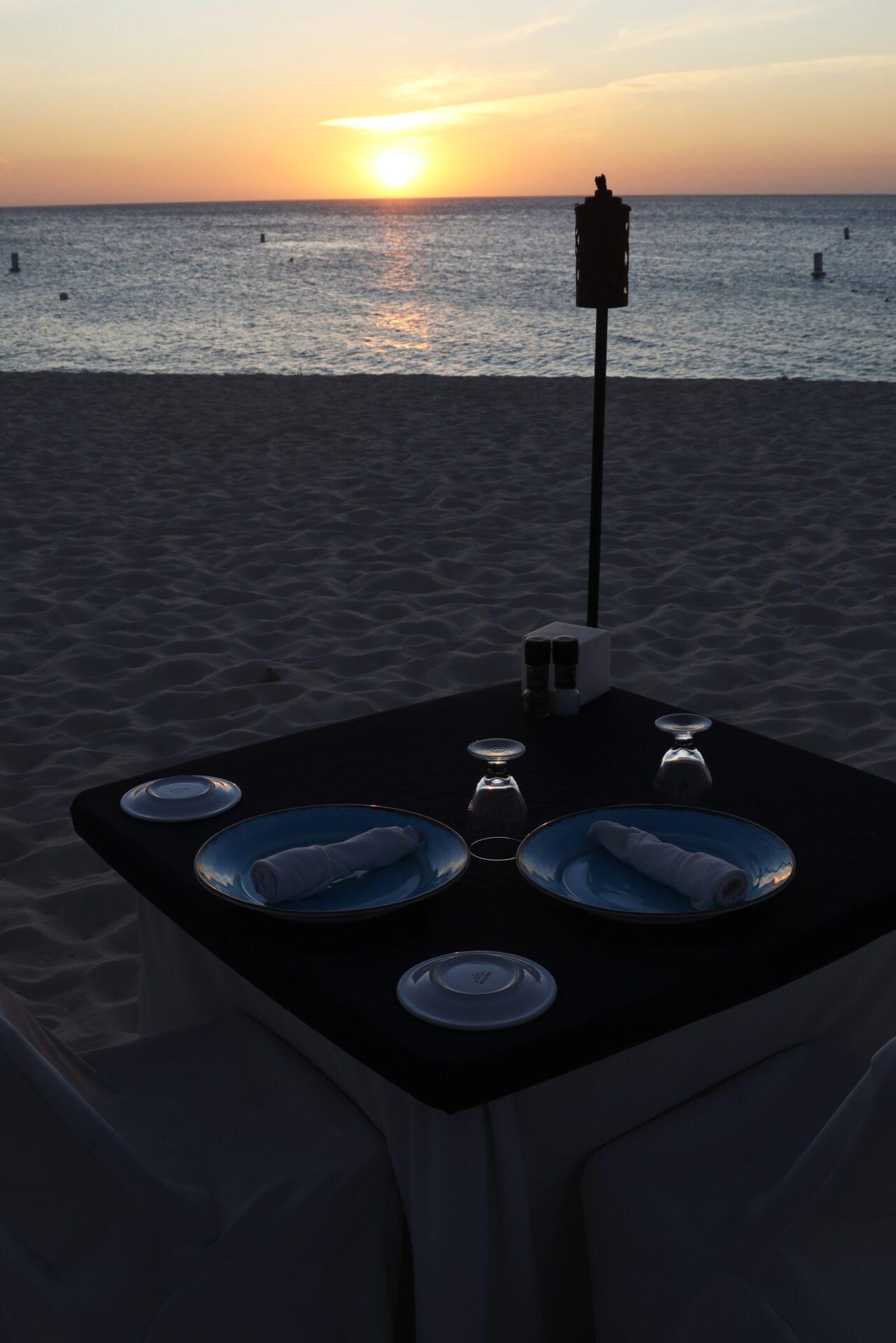 Passion on the beach - Honeymoon Aruba