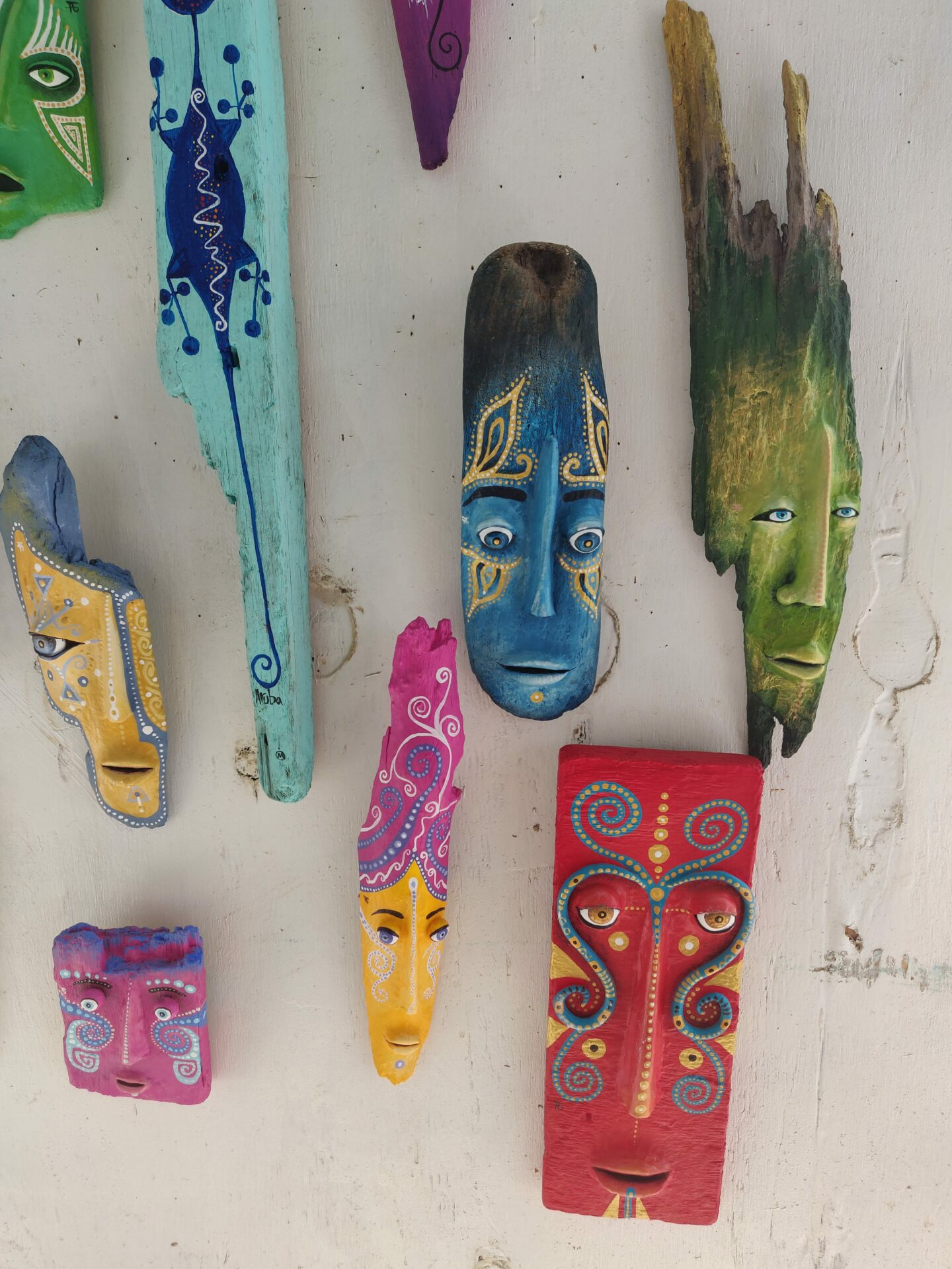 Handgemaakte souveniers Aruba - Local Artists
