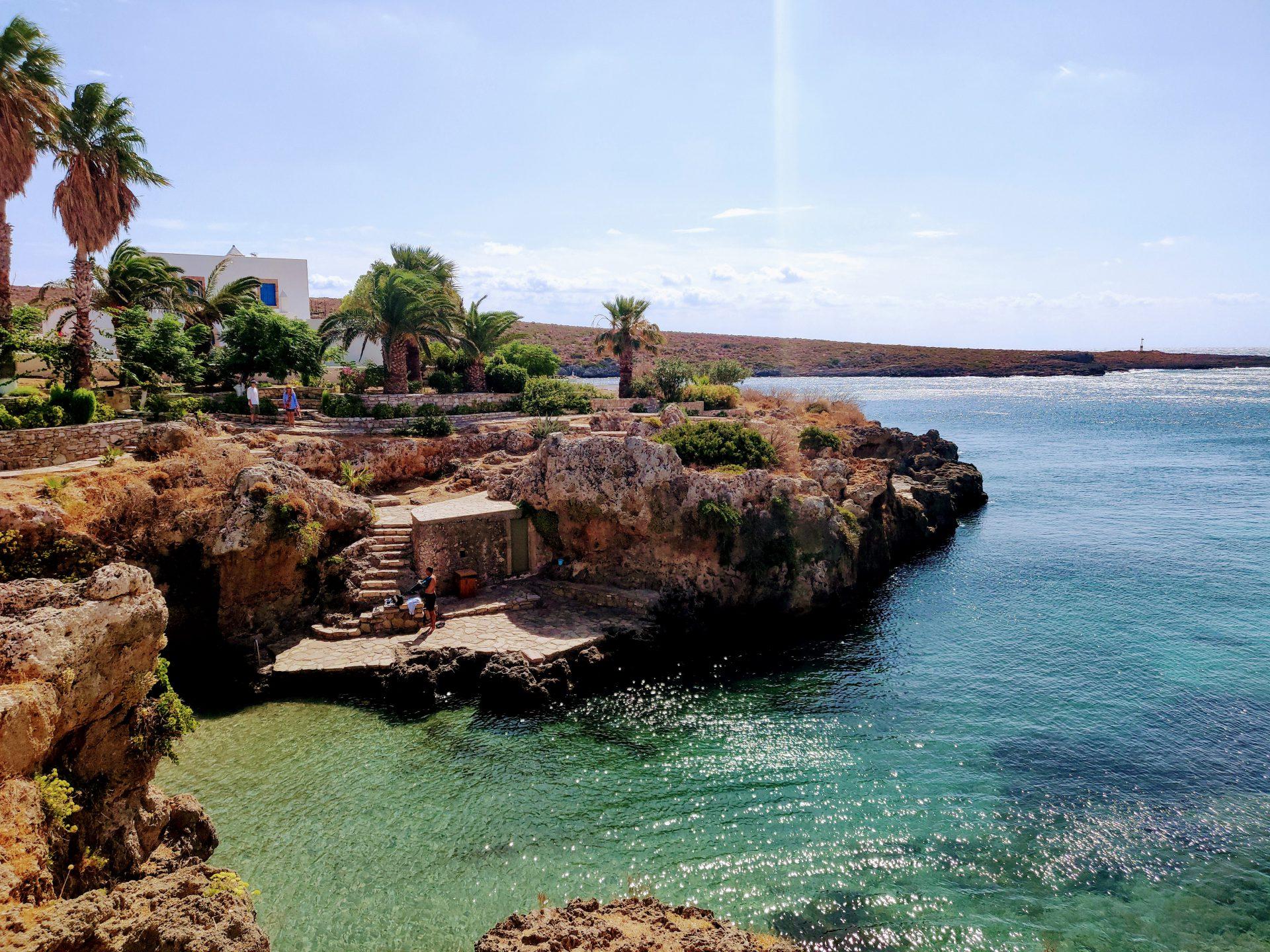 Kythira - Griekenland - onbekend Europa - Reisblog