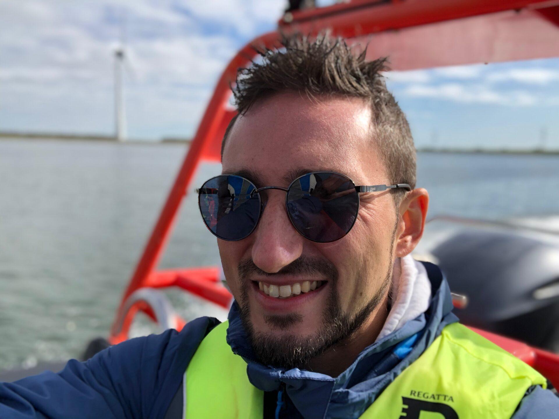 Varen op een RIB - Flevoland- Nederland - reisblog - Duurzaam reizen
