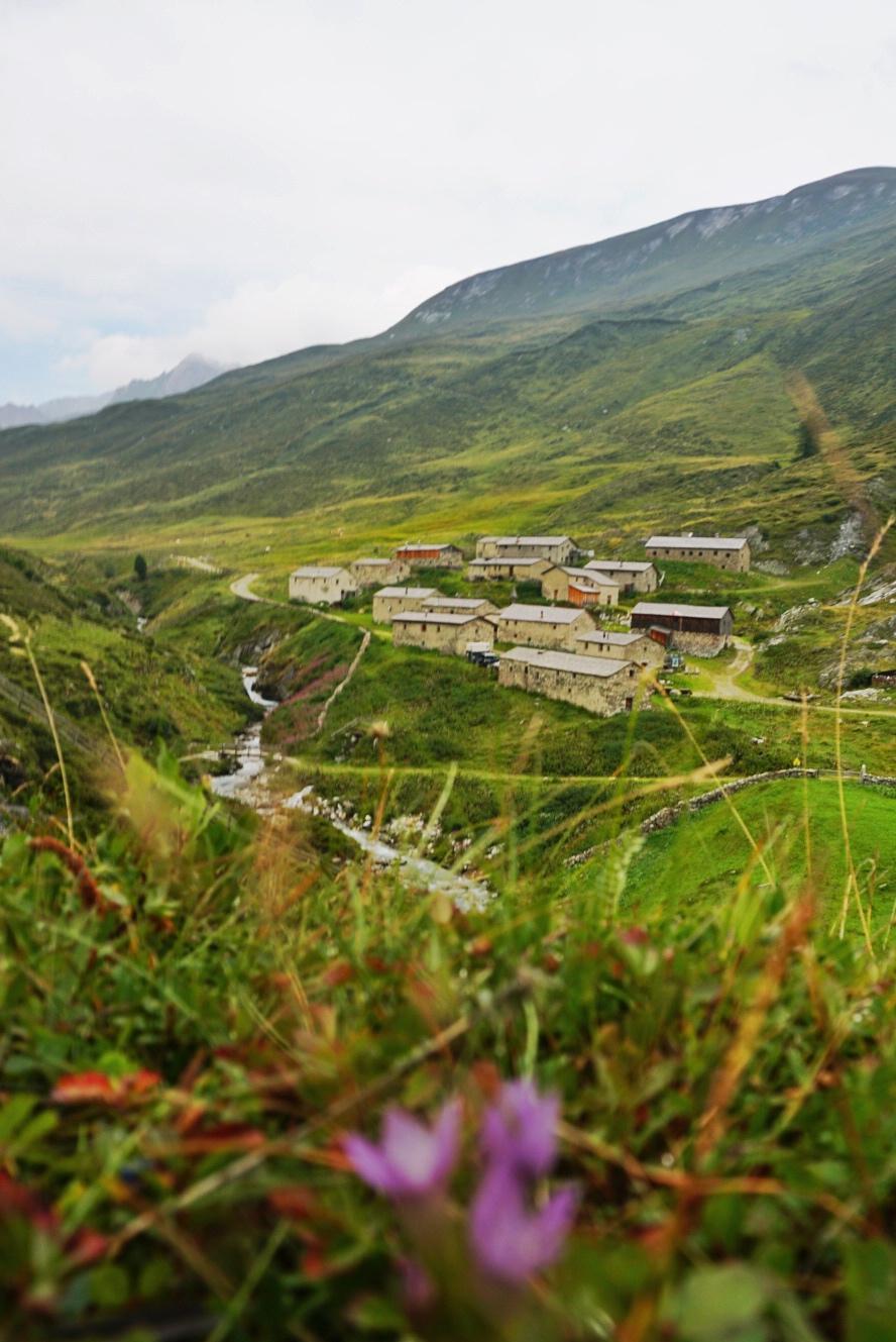 het oudste bergdorpje van Oostenrijk: Jagdhusalm: Duurzaam reizen : TravelRebel : Reisblog