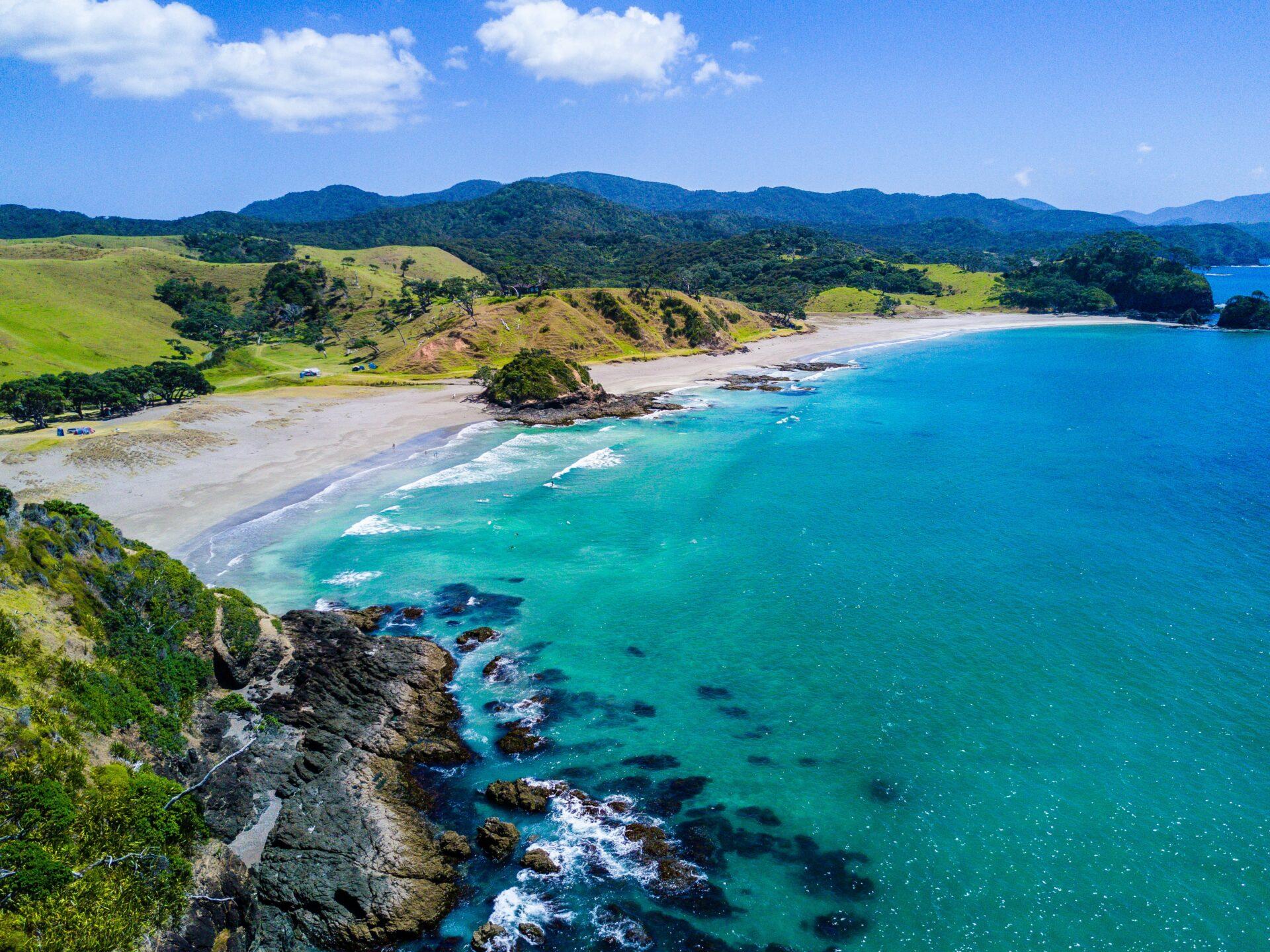 Couchsurfing in New Zealand - Sustainable Tourism - TravelRebel - Travelblog Belgium