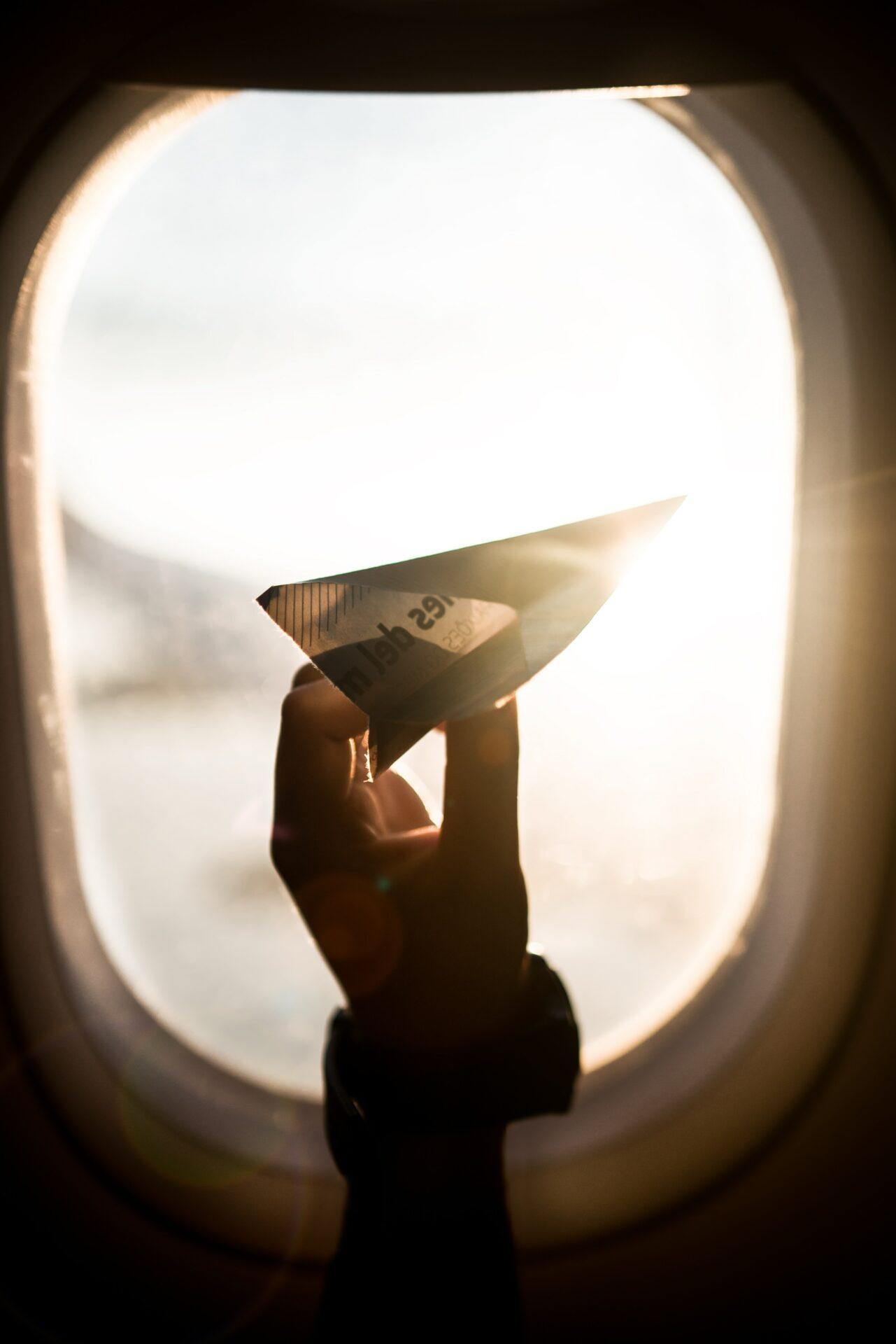 tips om milieubewust te vliegen - Reisblog België TravelRebel - ARUBA - KLM