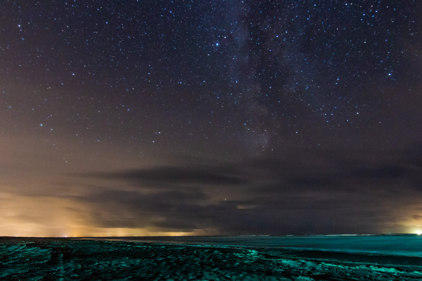 Ameland By Night- Waddeneilanden - Nederland - Reisblog