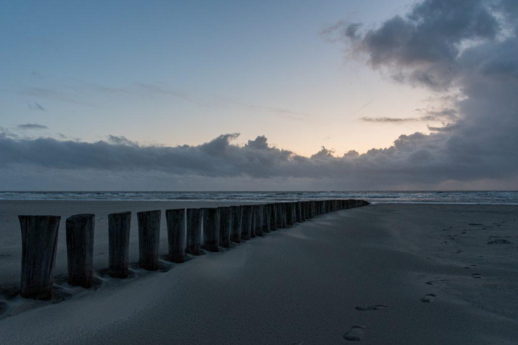 Ameland Beach - Wad Islands - sustainable travel