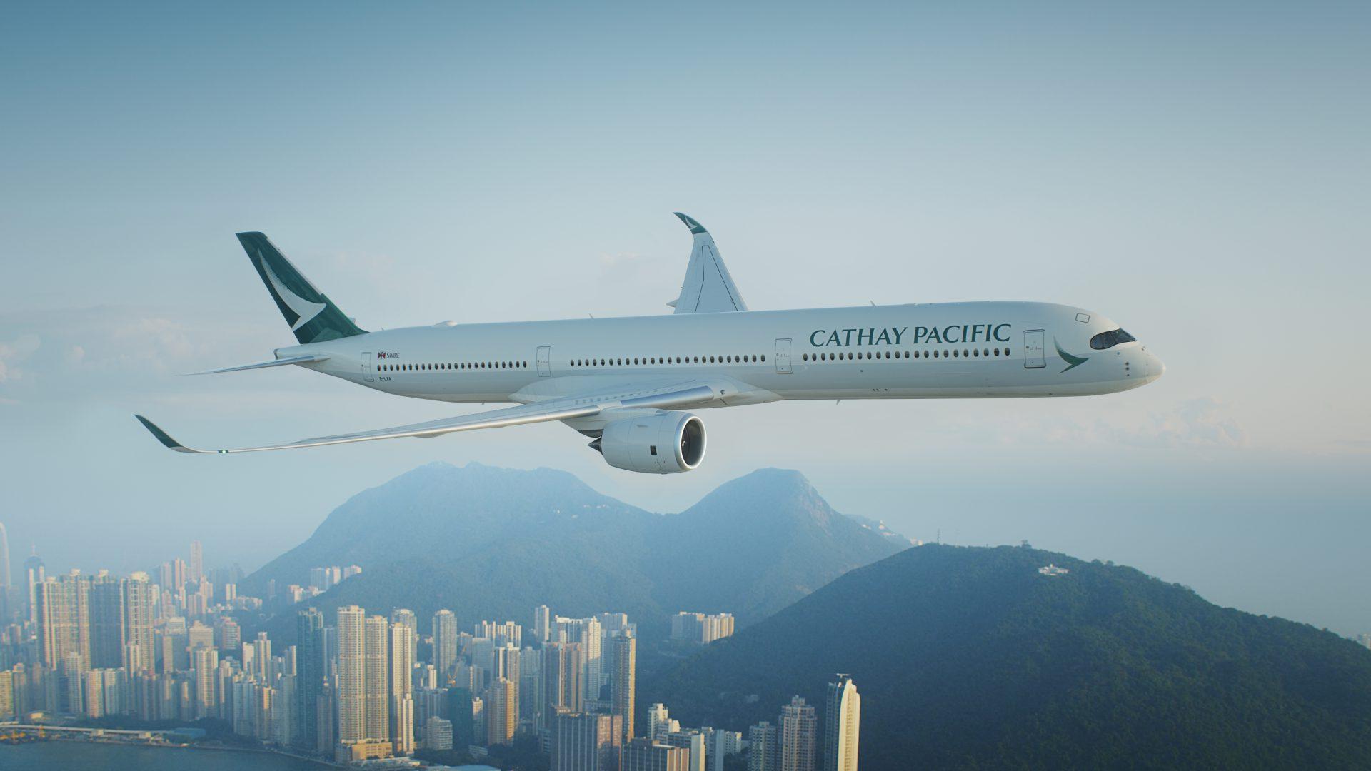 Cathay Pacific gaat voor duurzamer vliegen