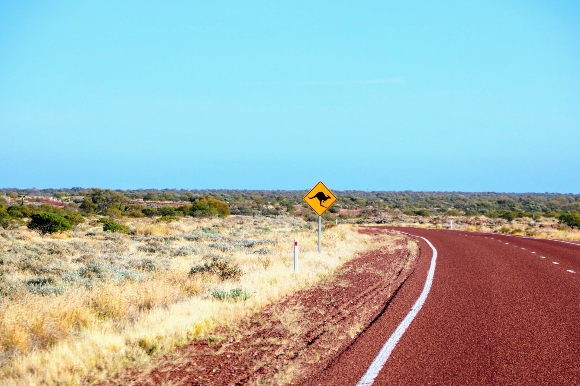 Roadtrip in de Australische Outback - Massa toerisme - Reisblog
