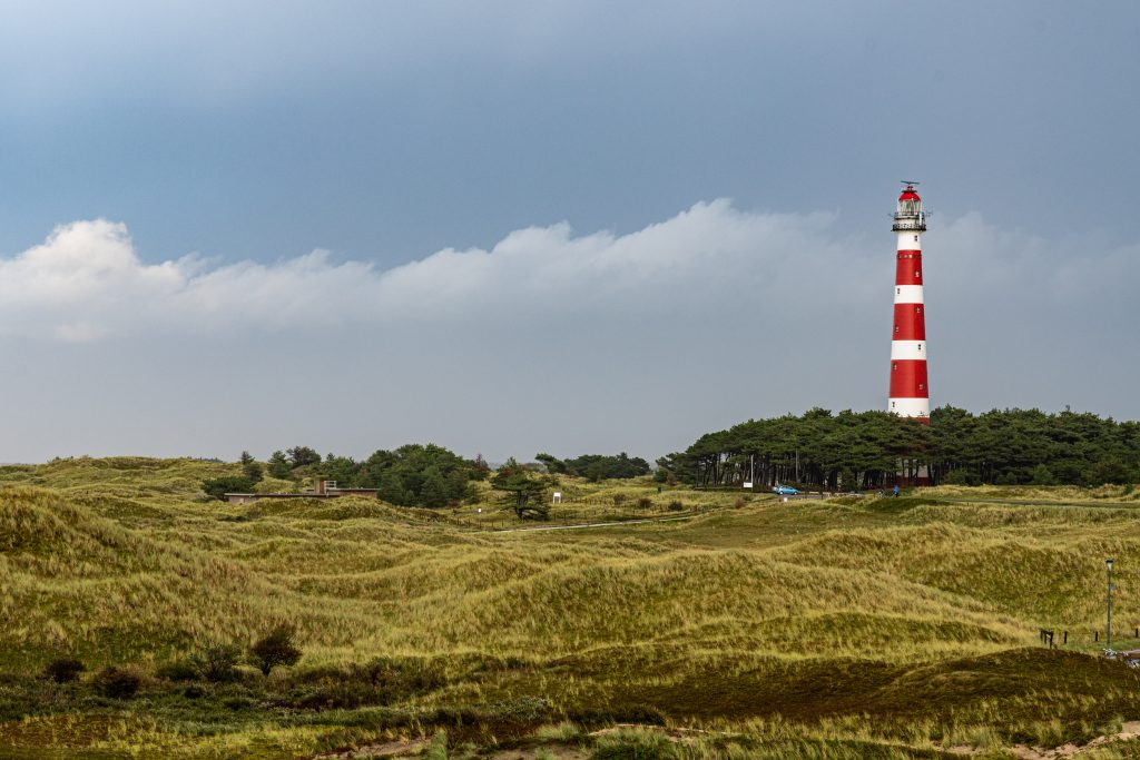 Vuurtoren Ameland Ameland Strand - Waddeneilanden - Nederland - weekendje weg - reisblog