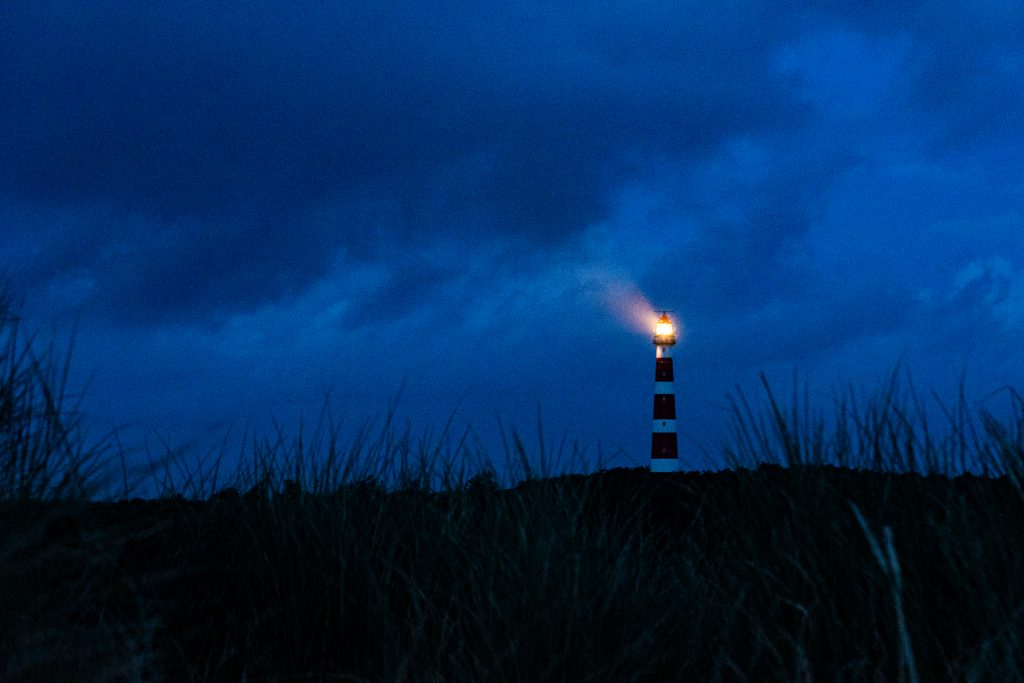 Vuurtoren Ameland - Waddeneilanden - Nederland - weekendje weg - reisblog