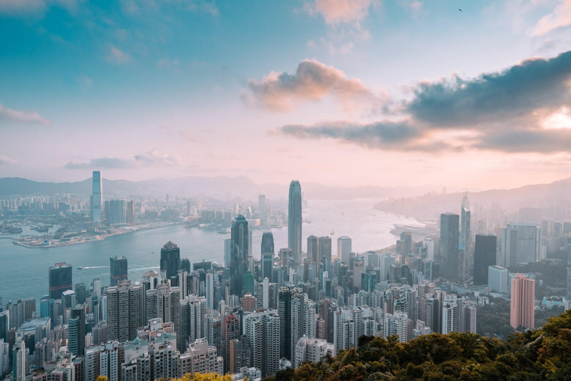 Hong Kong Cathay Pacific - Duurzamer vliegen