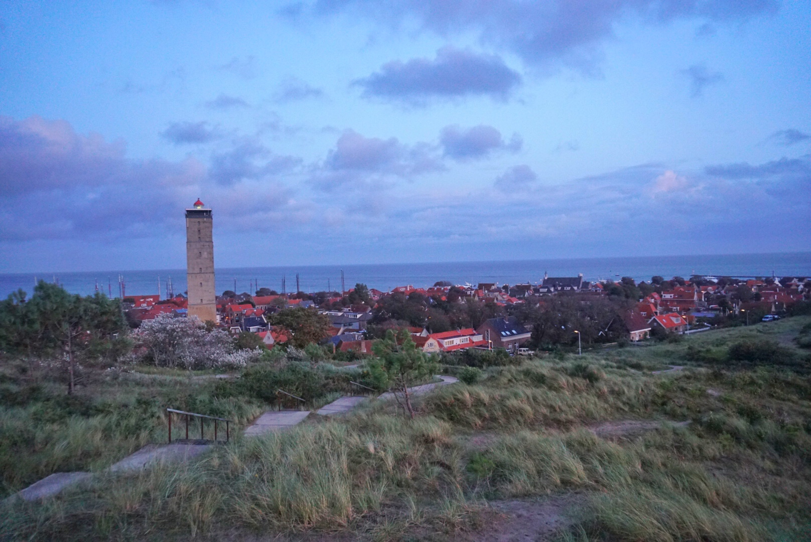 Terschelling - Lighthouse - the Wadden sea- Nederland -Sustainable Tourism - Getaway