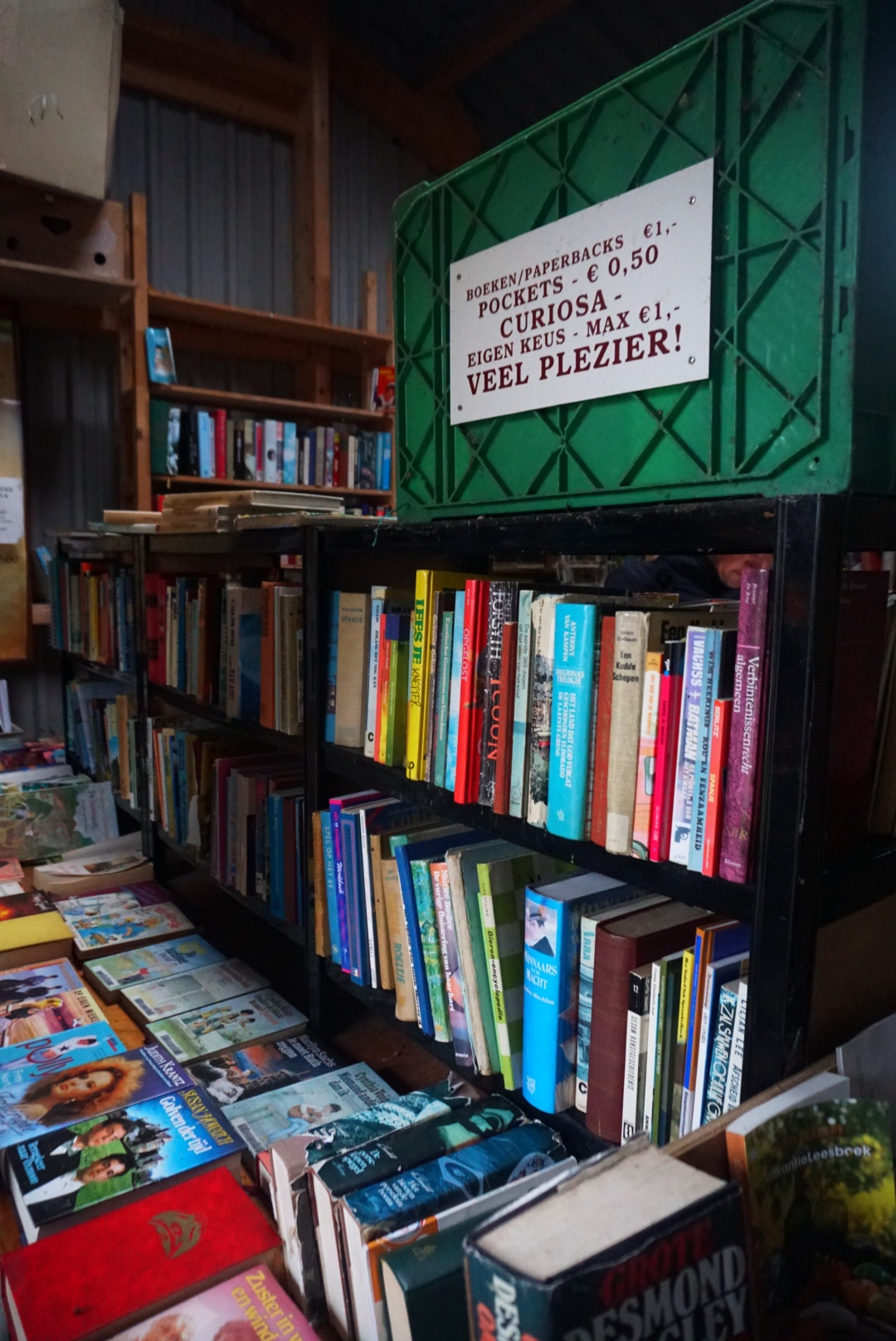 Addicted to books - Sustainable Tourism - Terschelling - The Netherlands - TravelBlog