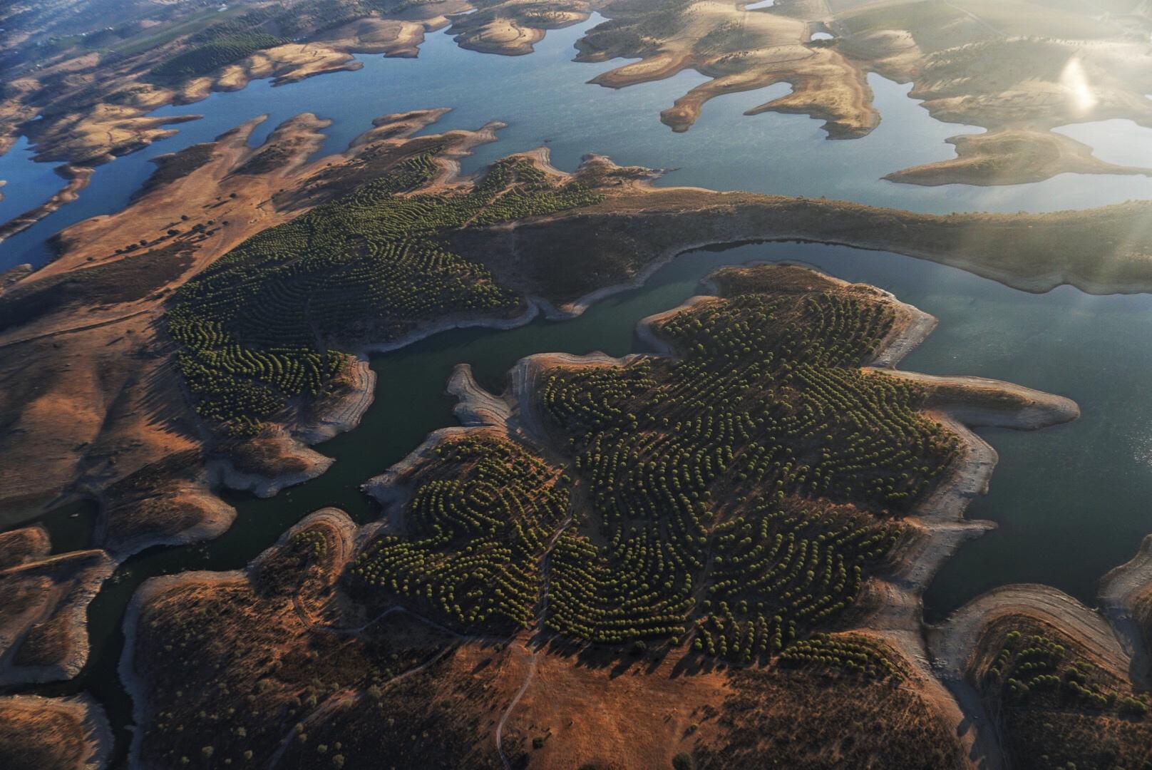 Hot Air Balloon Flight over Alentejo - Sustainable Travel Blog