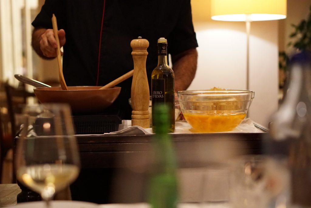 Portugal Alentejo, lokale keuken
