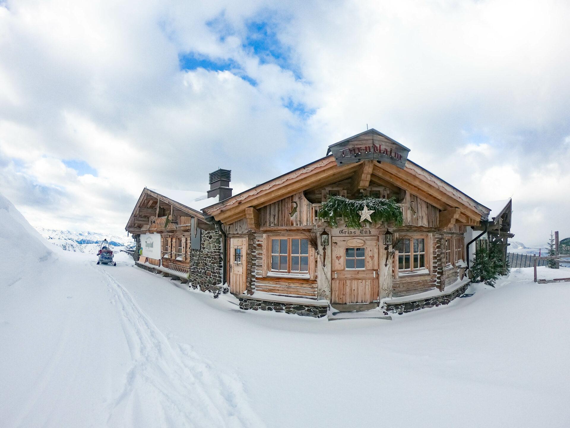 Hochkönig, Ski Amadé, Oostenrijk