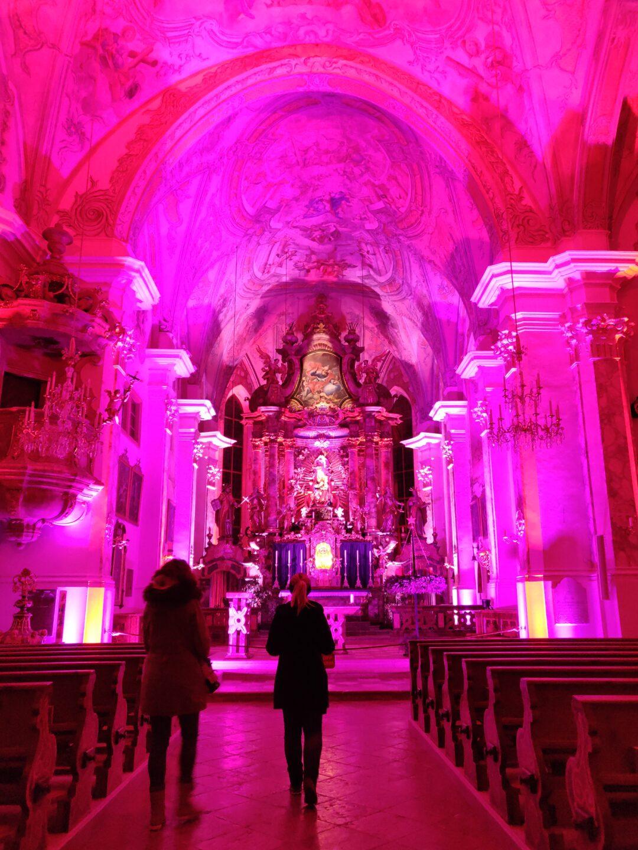 Wallfahrtskirche in Maria Alm