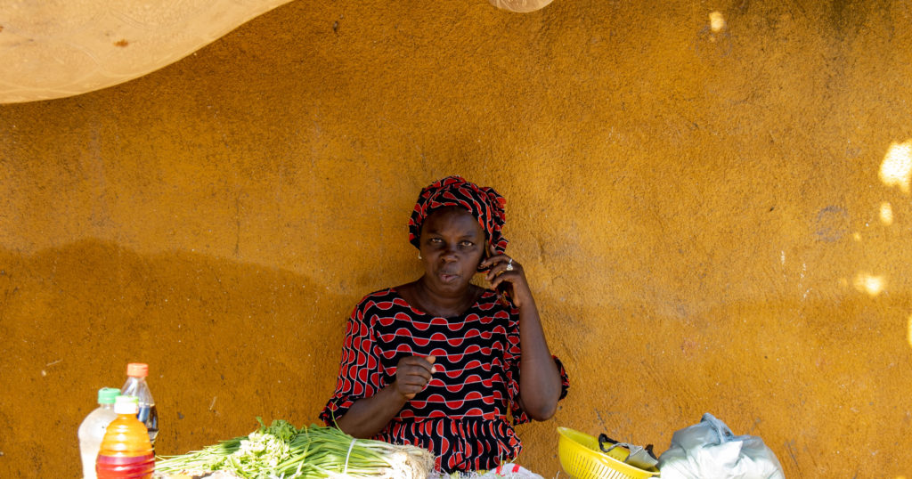 Senegal - Women entrepreneur - support local entrepreneurs