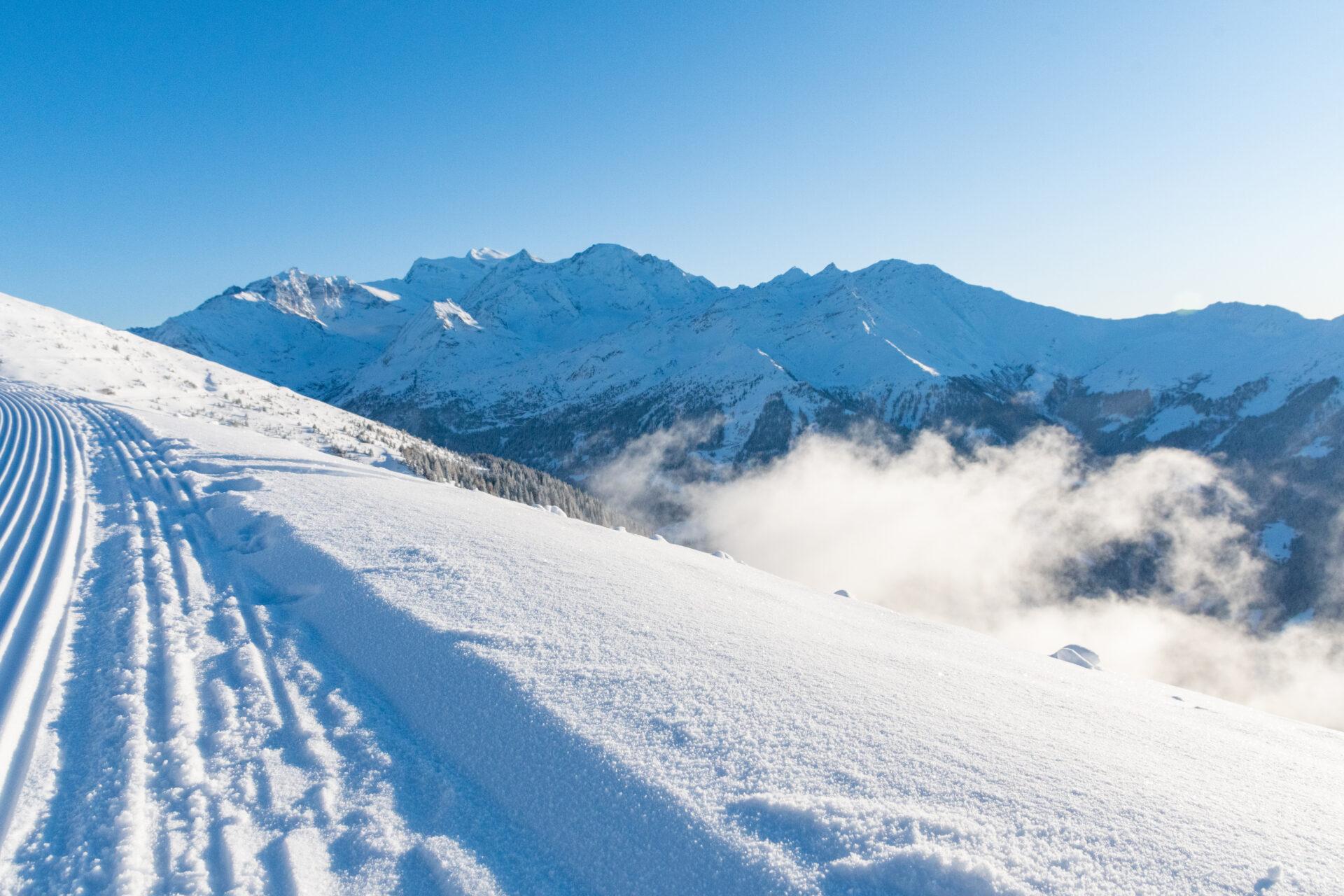Verbier, een dorp gelegen in Les 4 Vallées, is één van de bekendste skioorden van het land.