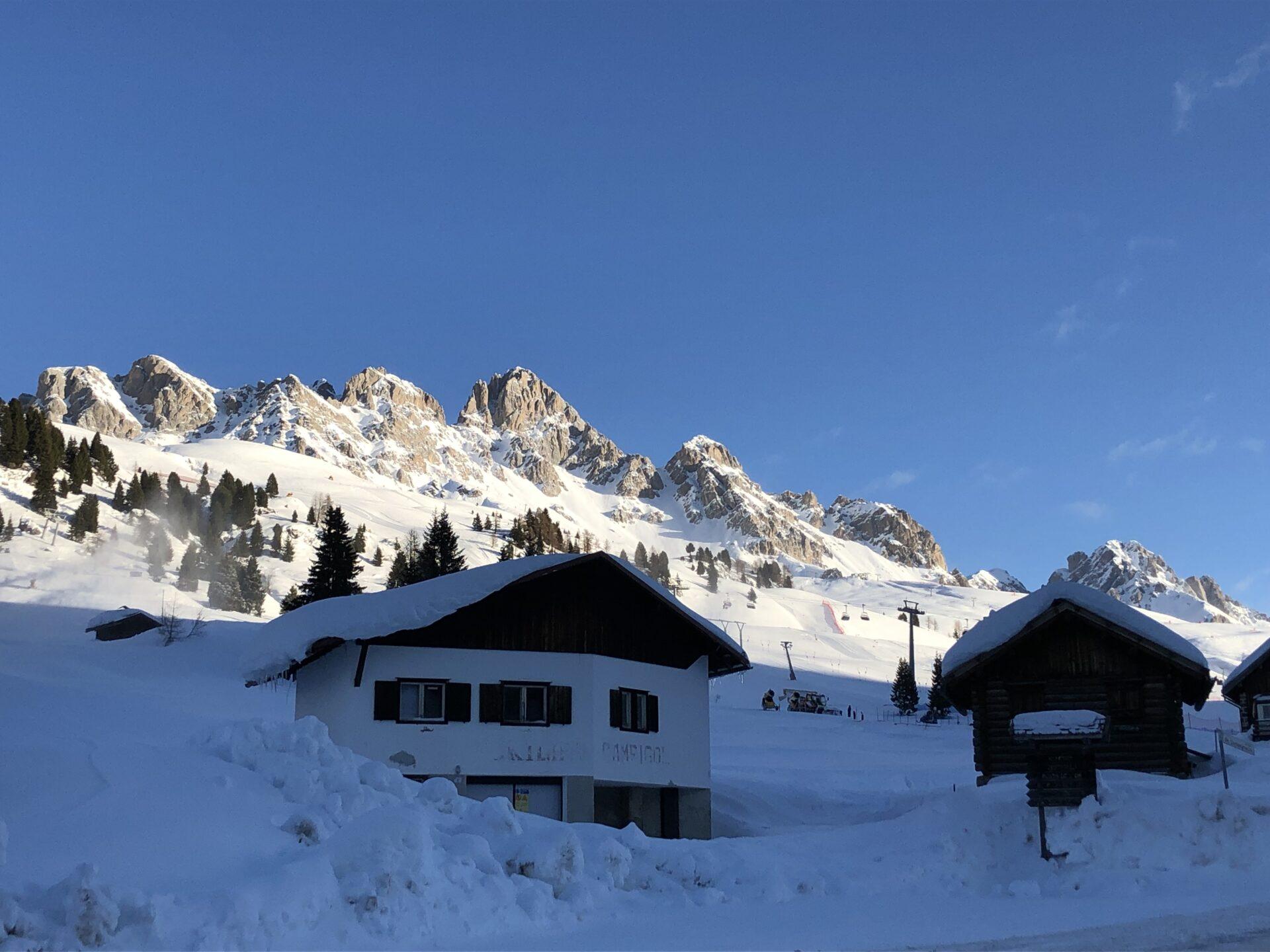Val Di Fassa - Dolomites Italy