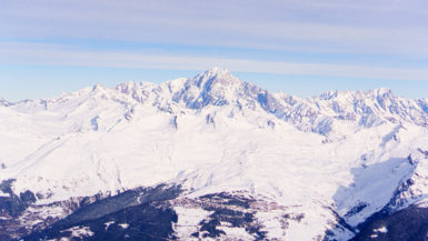Les Arcs, France, a ecofriendly destination