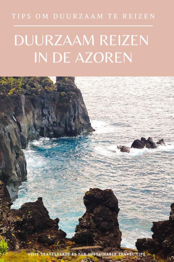 Duurzame reisbestemming - Azoren, Portugal