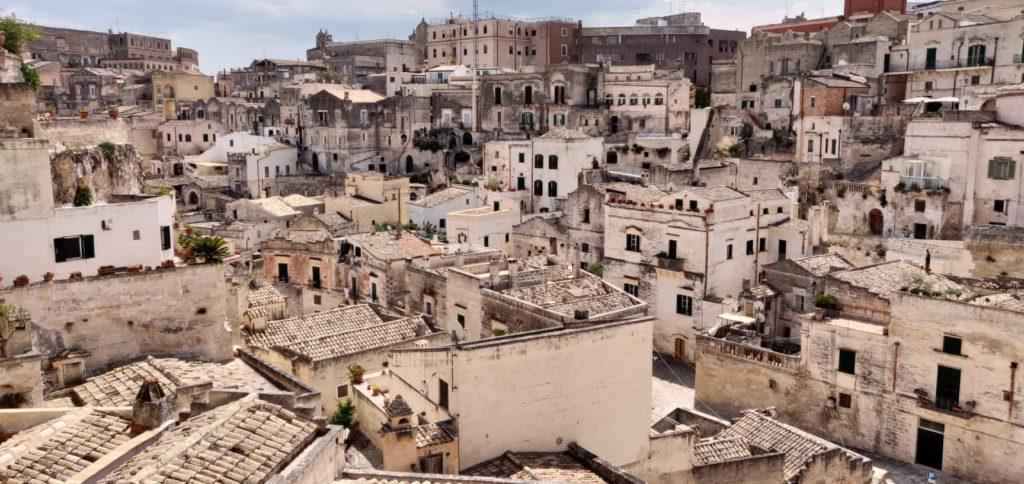 Matera - Zuid Italië - Puglia