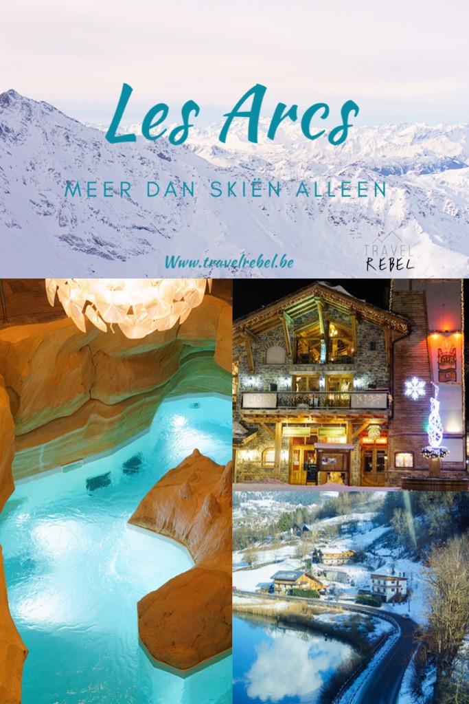Les Arcs, Frankrijk - duurzame skivakantie en spa