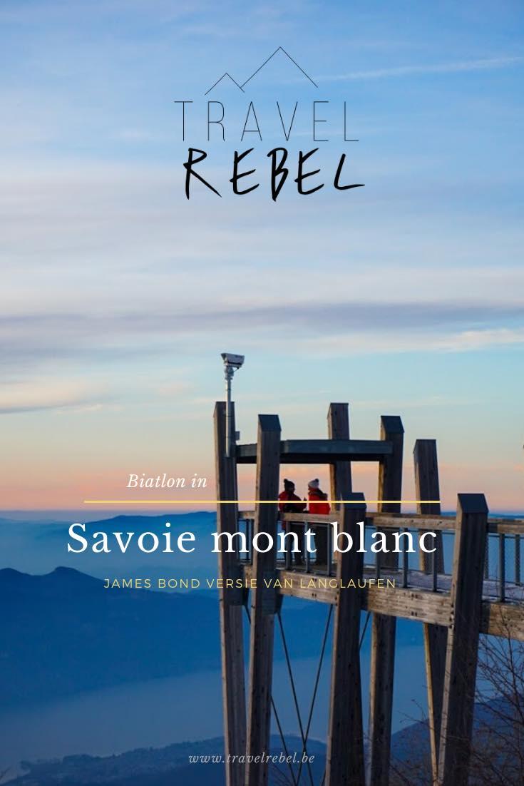 Savoie Mont Blanc Frankrijk