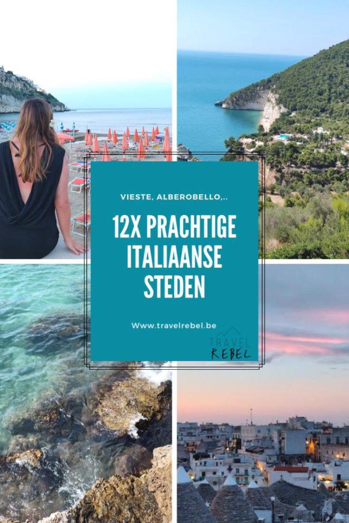 12 Prachtige Italiaanse steden