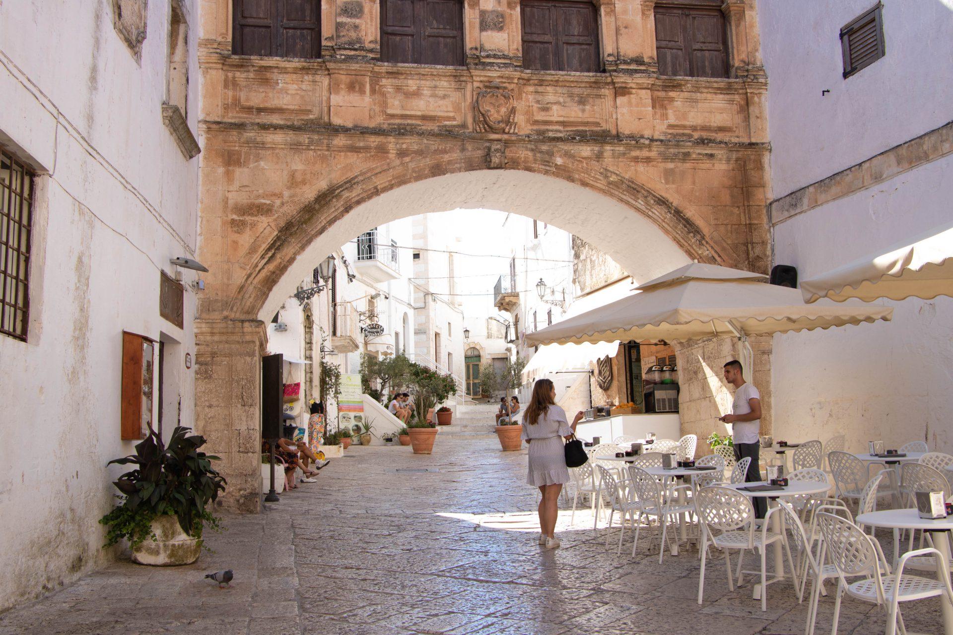 Ostuni - mooiste steden in Italië